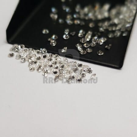 1.80 TO 2.60 MM J/K Color VS Purity 2 To 7 Pointer(Melee) Natural Diamonds