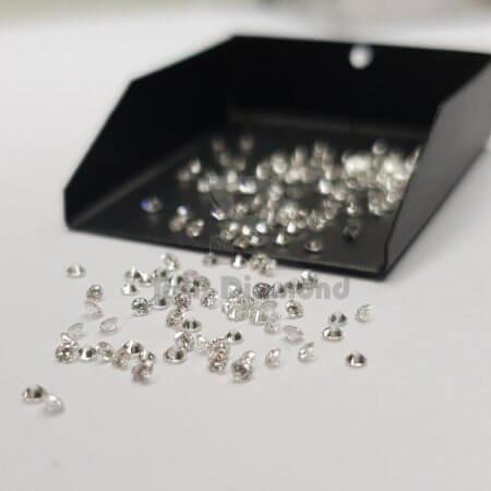1.80 TO 2.60 MM H/I Color VS Purity 2 To 7 Pointer(Melee) Natural Diamonds