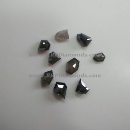 Fancy Cut Mix Color Loose Natural Opaque Diamonds