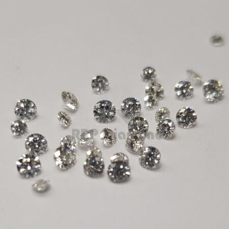 13 To 18 Pointer H/I Color I Purity 3.15 TO 3.60 MM (Fourteen) Natural Diamonds