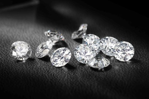 loose diamonds, black diamonds, RRP Diaomonds