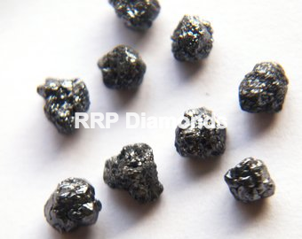 Natural black diamods, rrp diamonds, black diamonds
