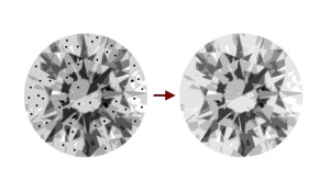 clarity of loose diamonds, loose diamonds, black diamonds, diamonds, RRP Diamonds