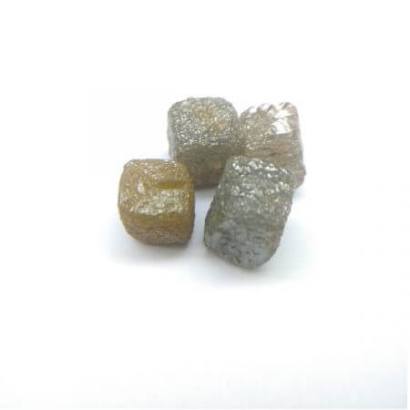 8-9 MM 8-10 Carat Per Piece Congo Cubs Natural Uncut Raw Diamond