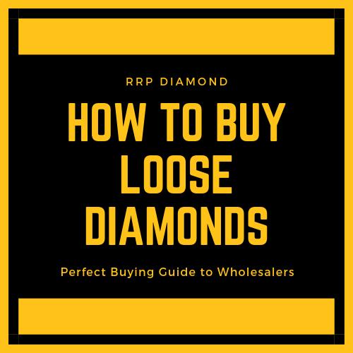 Buy Loose Diamonds Wholesale Supplier