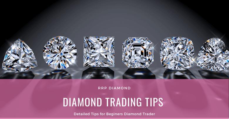 Advice for Diamond Trader