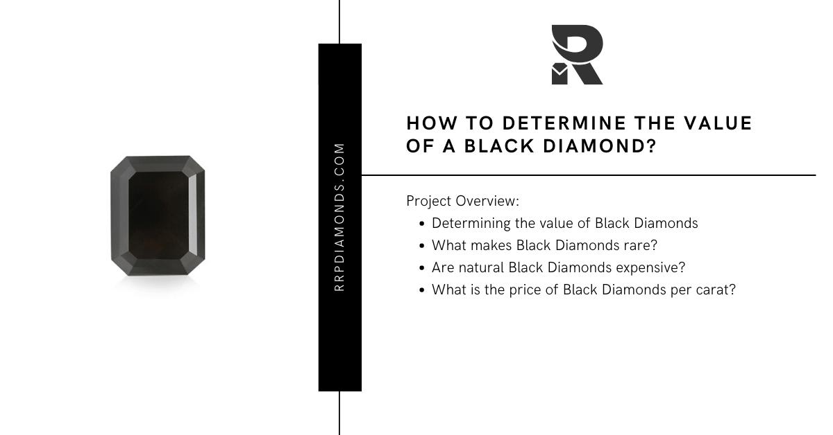 value of black diamonds