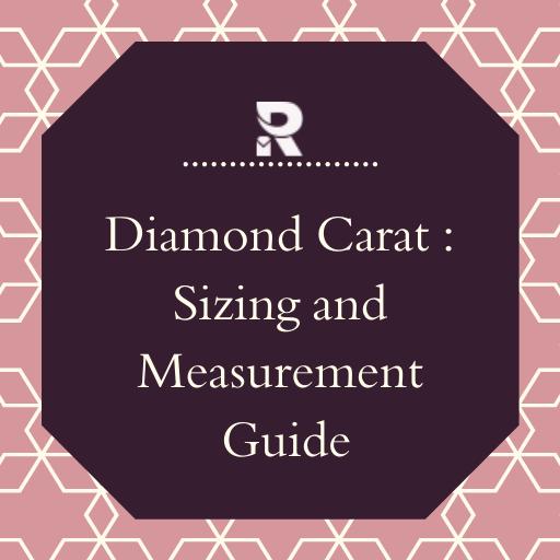 diamond carat chart
