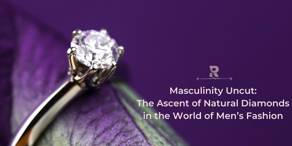 ascent of natural diamond
