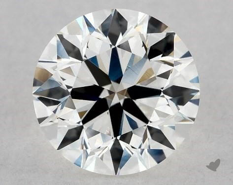G color diamond ring