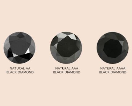 quality of black diamond